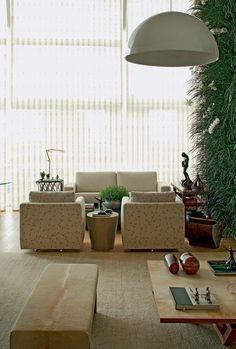 Apartamento no Alto de Pinheiros, SP | por Noura van Dijk