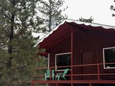 Romantic Mid Century Cabin - Cabins for Rent in Florissant