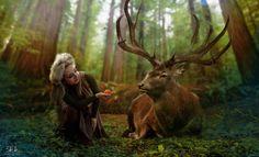 "-fb fun page photographer Nikola Peštová Slovakia theme"" fantasy art photography deer , forest, women , hunter, photoshop manipulation Forest Photography, Art Photography, Photoshop, Fantasy Art, Fairy Tales, Deer, Hacks, Woman, Fun"