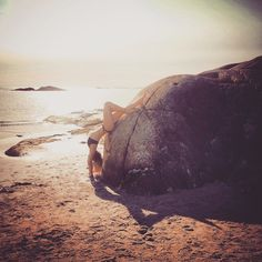 My Beach Yoga <3 Beach Yoga, Yoga Lifestyle, My Yoga, Norway, Lisa, Photos, Animals, Instagram, Pictures
