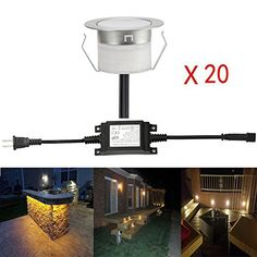 Lights & Lighting Led Lamps Free Shipping 3w Led Underground Light Outdoor Garden Yard In Flood Light Spot Lamp Waterproof Led Lamp 12v High Quality And Low Overhead