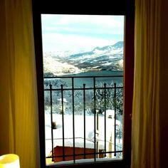 Inverno...camera Gialla!!