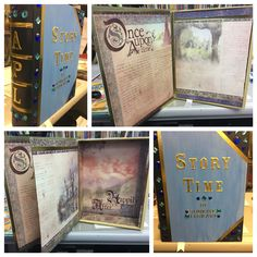 A magical Story Time book that grants the best listener a special prize for paying attention and behaving well during storytime ! Story telling story teller prop library book librarian