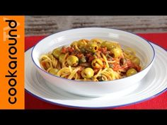 Spaghetti alla puttanesca - YouTube