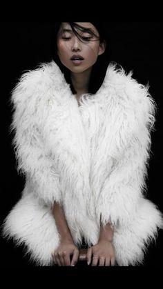 fur jacket ivory fall 2014 fur coat faux fur jacket sheep coat winter coat coat