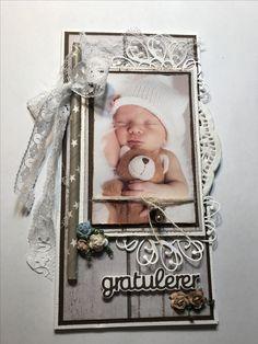 Baby kort. Baby Barn, Cardmaking, Frame, Home Decor, Picture Frame, Decoration Home, Room Decor, Frames, Home Interior Design