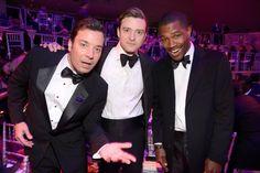 Jimmy Fallon, Justin Timberlake And Frank Ocean | GRAMMY.com