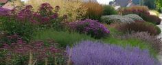 My kind of plants and garden.  (naturalistic border - Chris Ghyselen)