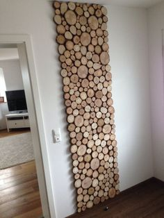 Timestamps DIY night light DIY colorful garland Cool epoxy resin projects Creative and easy crafts Plastic straw reusing ------. Diy Wall Art, Wood Wall Art, Wall Decor, Wooden Wardrobe, Into The Woods, Wood Slab, Wood Slices, Decoration Table, Wood Projects