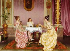 Vittorio Reggianini - Tea time