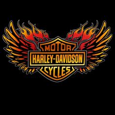 Harley Davidson Tattoos, Harley Davidson Art, Motor Harley Davidson Cycles, Motorcycle Logo, Harley Davison, Badass Quotes, Wallpaper, Logos, Tattoo Ideas