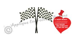 https://www.etsy.com/listing/ Excited to share the latest addition to my #etsy shop: Racing Flags Embroidery Design-Race Embroidery-Car Racing Embroidery-Motorsports Embroidery-Machine Embroidery Patterns-Instant Download-PES http://etsy.me/2FaHPVT #supplies #quilting