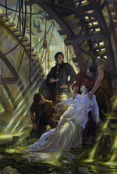 Donato Giancola, Imager's Intrigue, 2010