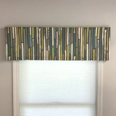 Custom Made to Order Soft Faux Fake Cornice Valance Use Your Fabric- Includes Mounting Board  #cornice #custom #fabric #includes #mounting #order #valance