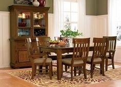Dining Rooms, Sonoma Valley Gathering Table, Dining Rooms ...