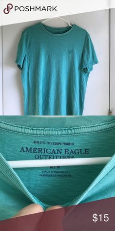 American Eagle T shirt Wore a few times! No flaws! American Eagle Outfitters Shirts Tees - Short Sleeve