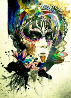 Incredible Illustration by Minjae Lee 9 610x839 Incredible Hand Drawn Illustrations by Minjae Lee