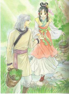 Saiunkoku Monogatari: My Lady and I Saiunkoku Monogatari, Natsume Yuujinchou, Light Novel, High Quality Images, Princess Zelda, Cartoon, Manga, Wallpaper, Lady