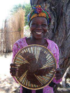 Namibian basket weavers.#Basket Weaver #Weaver #weave #weaving #Basket #wicker Basket #Basketry Artist #Craft