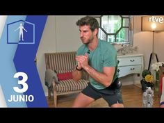 ENTRENAMIENTO 3 JUNIO | Circuitos full body | Muévete en casa - YouTube Body, Youtube, Physical Therapy, Home, Circuits, June, Training, Youtubers, Youtube Movies
