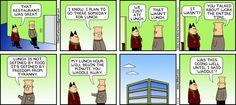 The Dilbert Strip for February 5, 2012