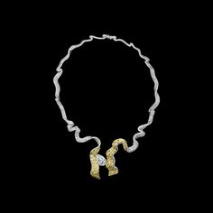 Each piece of /Soie Dior/, the new high jewellery