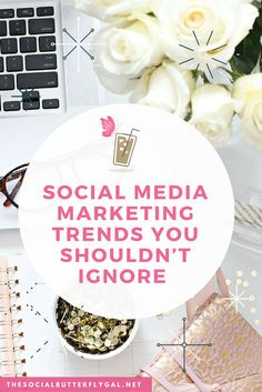 83% of all marketers have already taken advantage of social media marketing to increase their sales. If you're not using a strategy for for your business, you're missing out. But what trends should be on your radar? In this post, we're covering three you shouldn't ignore. http://www.thesocialbutterflygal.net/2017/03/social-media-marketing-trends-shouldnt-ignore/ #SocialMedia #SmallBusiness #Business