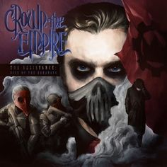 Crown the Empire - The Resistance: Rise of the Runaways (2014) Post-Hardcore / Electronic band from USA #CrowntheEmpire #PostHardcore #Electronic