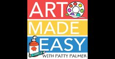Download past episodes or subscribe to future episodes of Art Made Easy by Patty Palmer: Art Teacher and expert in teaching art to kids. for free.