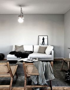 Beautiful details in stylist Tina Hellberg's trend forecast - a softer industrial interpretation with a minimalist touch.