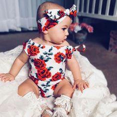 Baby Clothing Vintage Babe Romper Set – My Della Doll Boutique Babe, Baby Girl Fashion, Fashion Kids, Fashion Clothes, Girl Clothing, Boutique Clothing, Fashion 2015, Toddler Fashion, Spring Fashion