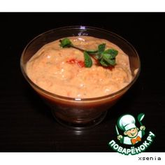 Томатно-сырный соус для курицы