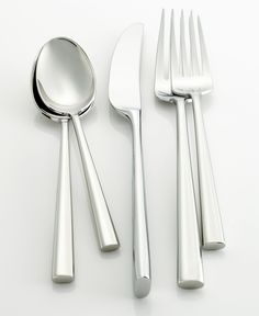 "kate spade new york ""Malmo"" 5-Piece Place Setting - Flatware & Silverware - Dining & Entertaining - Macy's"