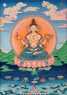 Great mother Prajanaparamita