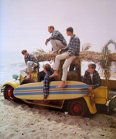 Beach Boys...Surf's Up