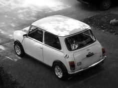 Classic Austin Mini 1000HL Year 1981