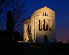 Santa Maria del Naranco - Oviedo, Asturias