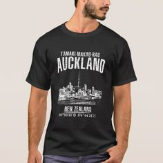 #Auckland T-Shirt - #travel #trip #journey #tour #voyage #vacationtrip #vaction #traveling #travelling #gifts #giftideas #idea
