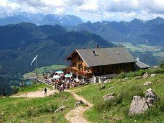 Hochgernhaus im Chiemgau