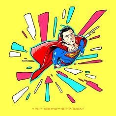 Faster than Light!!! An other sketch in my lunch break ;) Please visit my home: http://depot977.com  #Superman #fanart #comics #dc #sketch #sketchbook #lunchbreak #hero #superhero #manofsteel #deckard977 #depot977