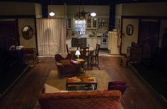 A Raisin in the Sun. Timeline Theatre Company. Scenic design by Brian Sidney Bembridge. 2013