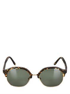 r - Zanzibar Metal & Acetate Sunglasses Men Accesories, Accessories, Sunnies, Sunglasses, Dark Shades, Optical Frames, Optician, Luxury Shop, Mens Fashion