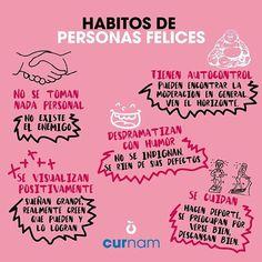 """251 Me gusta, 6 comentarios - Curnam (@curnam) en Instagram: """"Las relaciones saludables son uno de los pilares esenciales para encontrar el equilibrio y estado…"""" Positive Mind, Positive Vibes, Positive Quotes, Inspirational Phrases, Motivational Phrases, Pretty Quotes, Cute Quotes, Persona Feliz, Psychology Facts"""