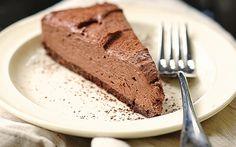 Receita de Bolo Gelado de Chocolate e Natas | Doces Regionais
