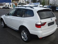 2008 BMW X3 3.0l X-DRIVE -- this might just be my next car.