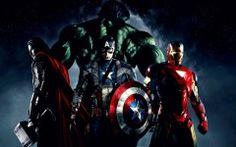Four Super Hero Wallpaper HD 12