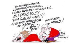 Dilma tem um momento de lucidez !!! | Humor Político