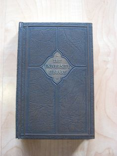 The University Library Collection - 28 Volumes- 1928- $200