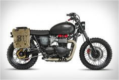 Triumph Bonneville T100 by Venom Motorcycle