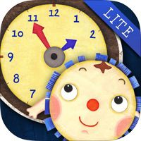 Another time learning app, you say? Well, we can never have enough apps that teach kids to tell time as apps can be as varied as children are unique with different interests and needs. There is alw… Learn To Tell Time, Learn To Read, Learning Stories, Crayon Box, Teaching Kids, Clock, Apps, Watch, App